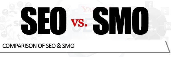 Diferencias Básicas de SEO y SMO