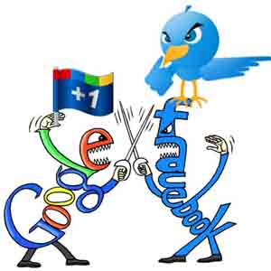 Google crea SocialRank