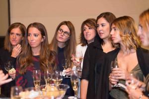 bloggers en la facial party night