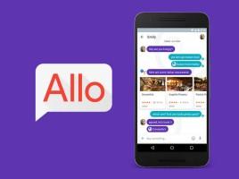 Google Allo, el nuevo competidor de WhatsApp